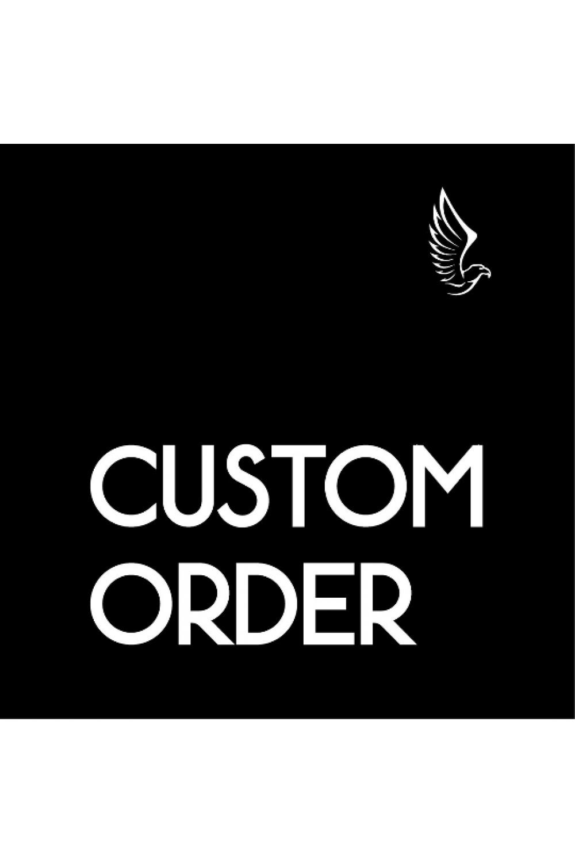 Custom Order for Jordan