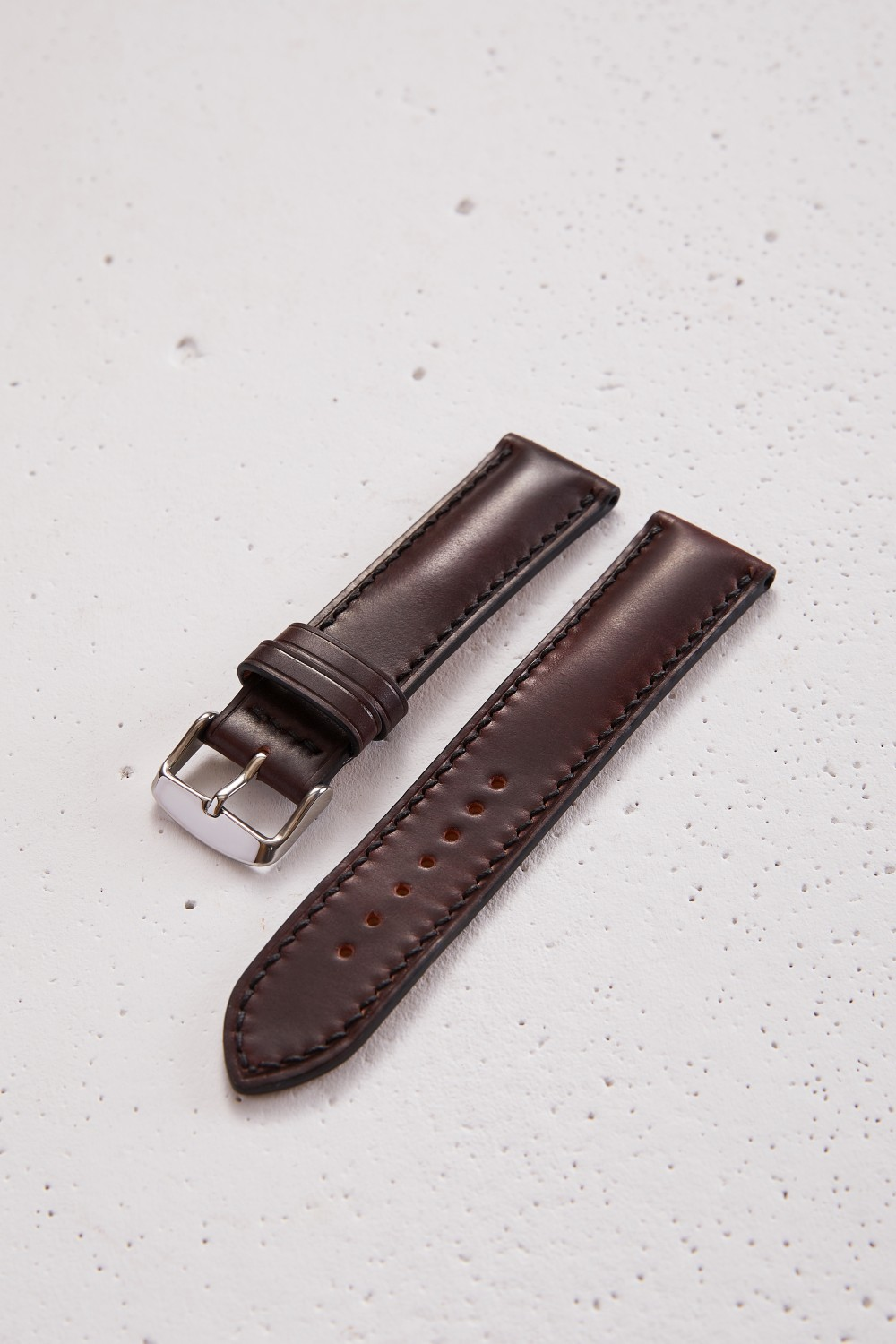 Horween Shell Cordovan Padded