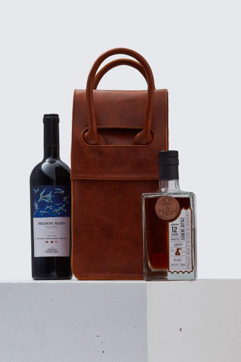 2 Bottles Bag