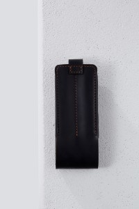 Cigar Case with Flask